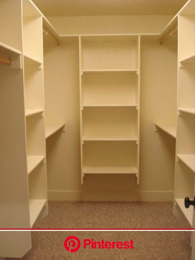 41 Dreamy Closet Organizers for Walk In Closets | Closet layout, Closet remodel, Build a closet