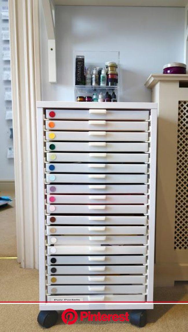 How I Organise- Cardstock   Craft storage organization, Craft room storage, Craft room design