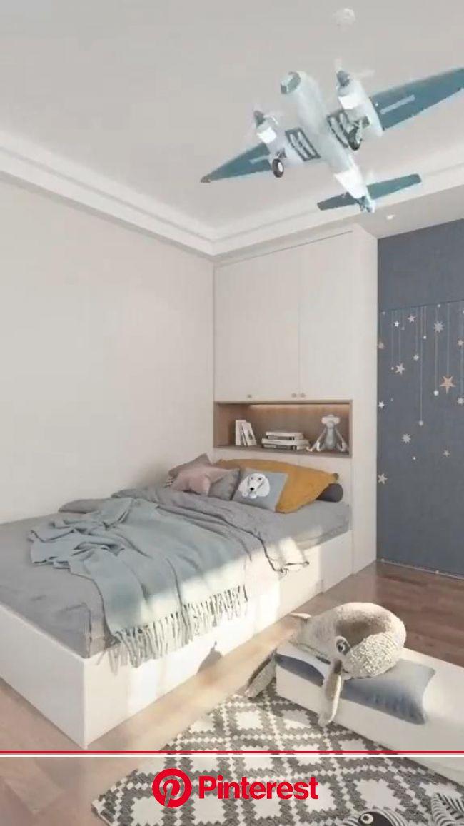Kids Room Design [Video]   Dressing room design, Home interior design, Kids room interior design