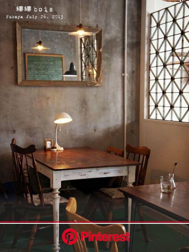 Dazzling Vintage Industrial Home Inspiration!   Cafe interior vintage, Industrial design interior cafe, Cafe interior