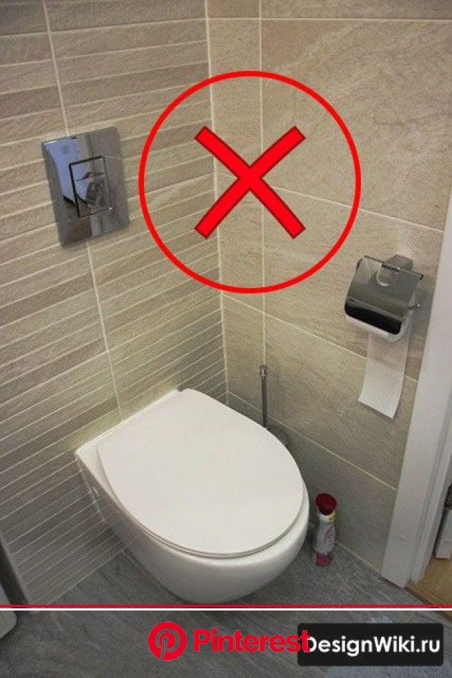7 Правил Дизайна Туалета в Квартире и 92 реальные фото | Дизайн плитки в ванной, Дизайн туалета, Дизайн плитки