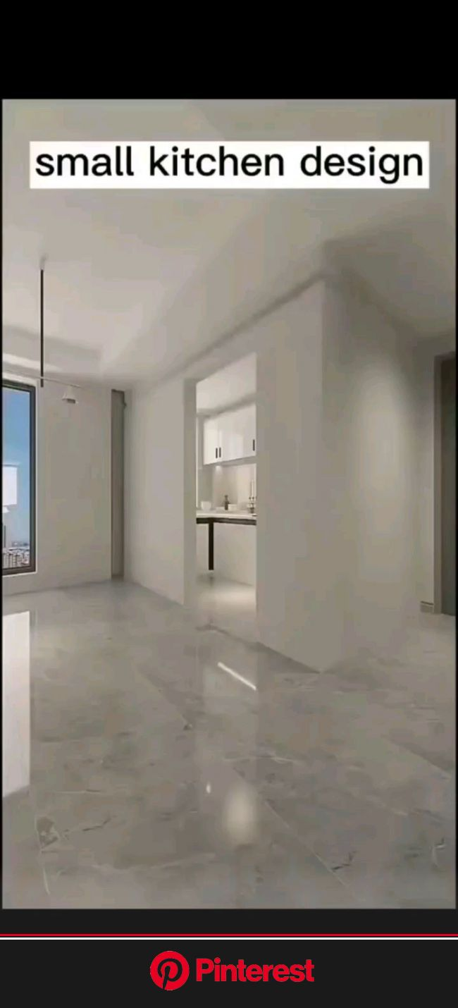 exclusive_architecture on Instagram: What would you guys rate this reel out of … in 2021 | Small kitchen design videos, Modern kitchen design, Kitchen