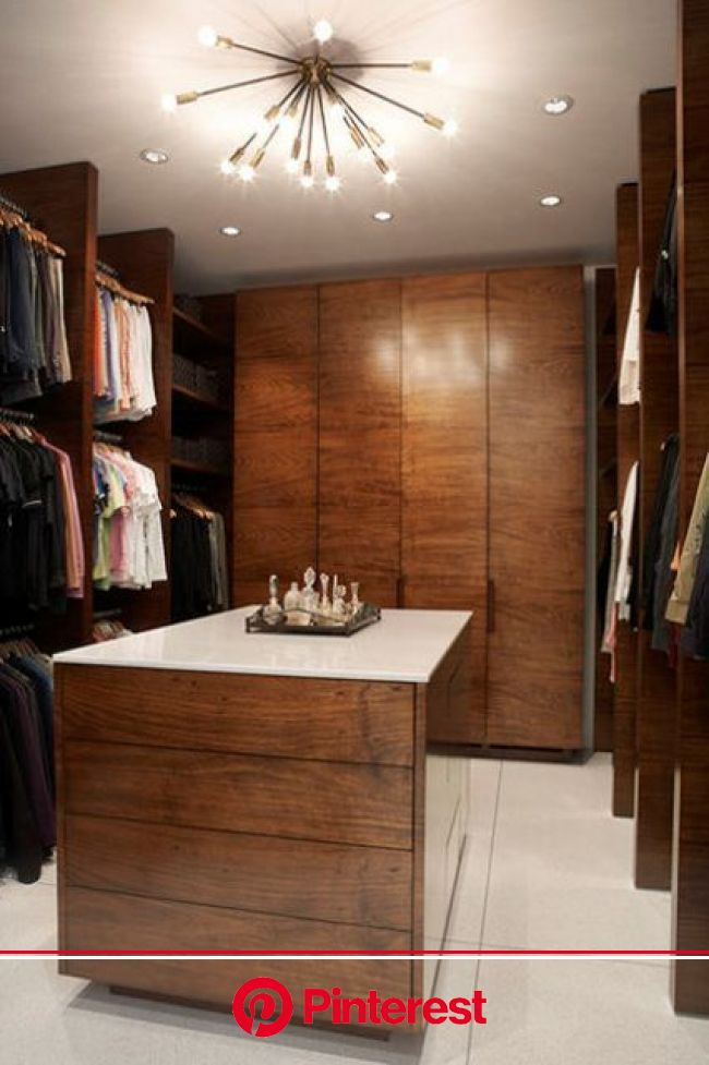 Add our home decor ideas to your wish list and get the best looking house ever! | www.delightfull.eu | Visit… | Closet designs, Walk in closet design,