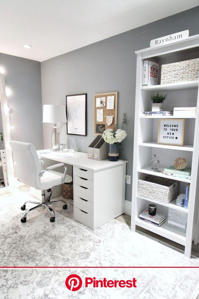 Tony And Abby S Boston Work Space Reveal Emilyeveryday Room Ideas Bedroom Study Room Decor Girl Bedroom Decor Painless Life