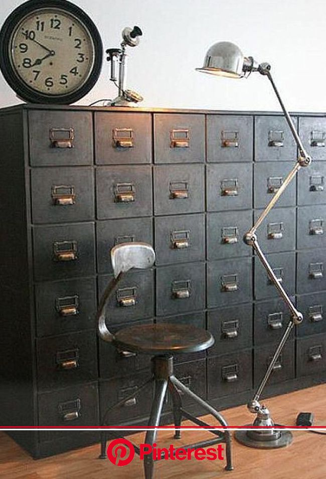 How to Achieve an Industrial Style   Vintage industrial decor, Vintage industrial furniture, Industrial interiors