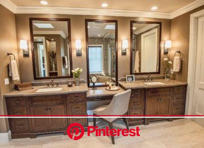 Master Bath Renovation Update, Vanity Decisions!!! #CurbAppeal • Mommy Ramblings   Master bath renovation, Bath renovation, Master bathroom vanity