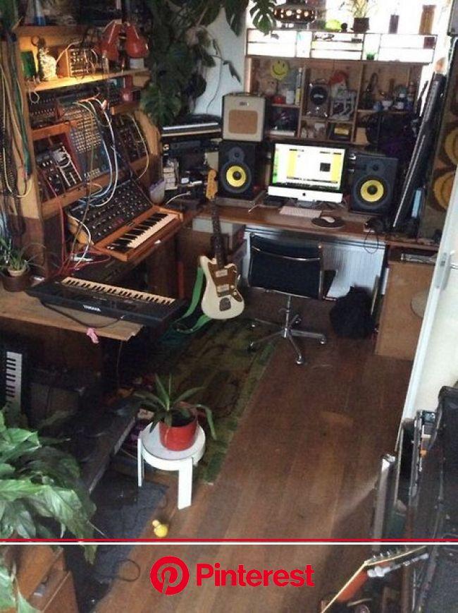 64 trendy music studio interior products   Home music rooms, Home studio setup, Music studio room