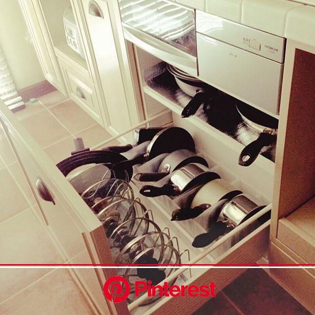 キッチン/ナチュラル/タイルトップ/オーダーキッチン/収納...などのインテリア実例 - 2014-06-29 14:47:19   RoomClip(ルームクリップ)   オーダーキッチン, 小さなキッチンのデザイン, 収納 アイデア