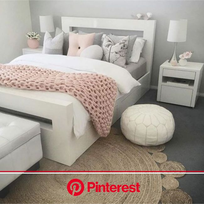 Blush Pink Bedroom Ideas - Dusty Rose Bedroom Decor and Bedding I Love - Clever DIY Ideas | Dusty pink bedroom, Pink bedroom decor, Rose bedroom