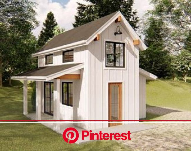 20x10 Tiny House 1 Bedroom 1 Bath 266 Sq Ft Pdf Floor Plan Instant Download Model 1a In 2021 Cottage House Designs Tiny House Design Painless Life