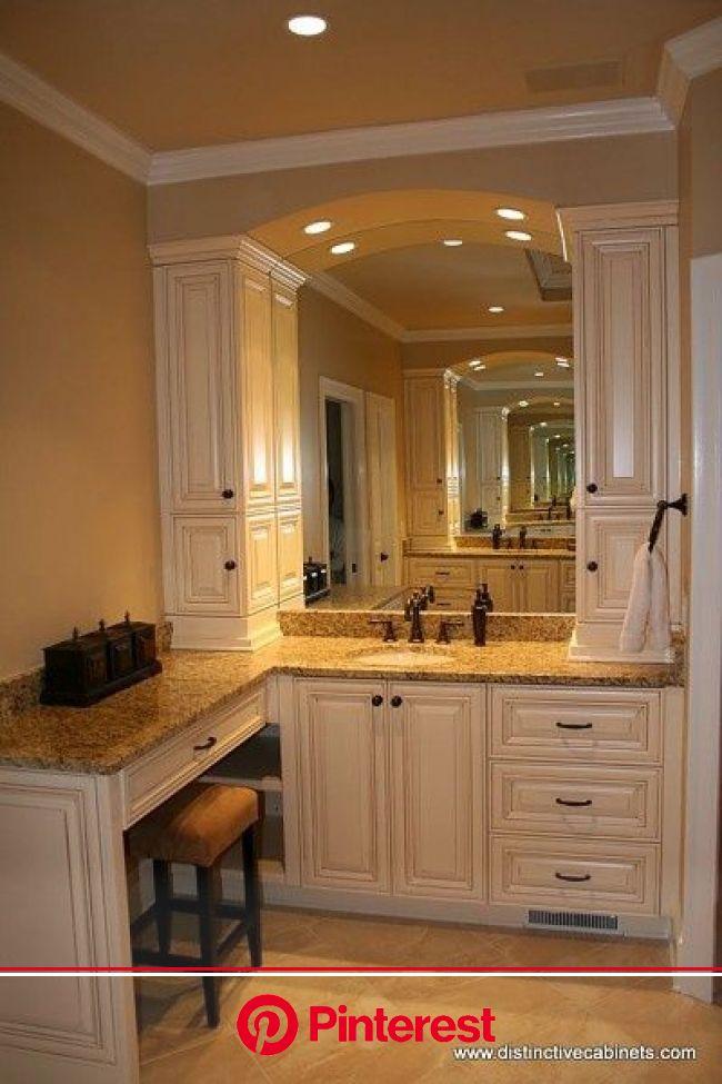 Distinctive Cabinets of Charlotte   Bathroom cabinets designs, Bathroom design, Bathrooms remodel