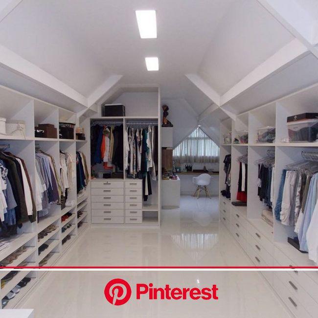 Sótão: 60 referências para te ajudar a aproveitar esse espaço da casa   Sótão, Ideias para sótão, Sótão decoração