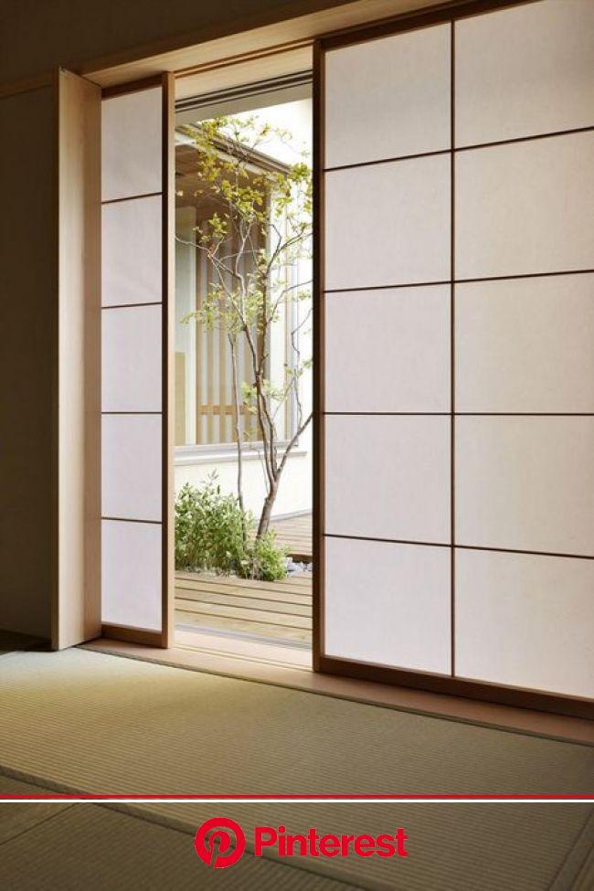 Interior Design Ideas – 5 Alternative Door Designs For Your Doorways | Japandi interior design, Japanese interior design, Japanese interior