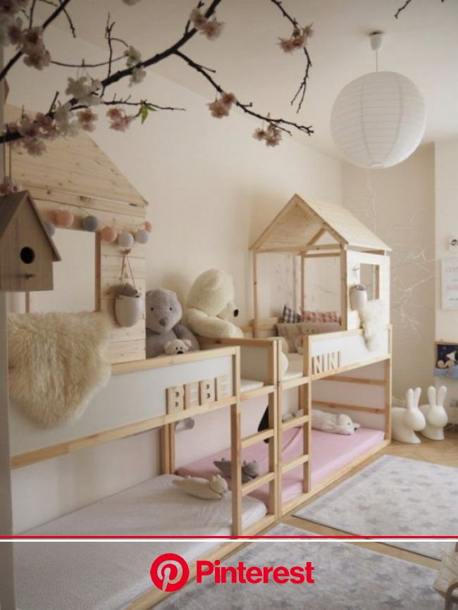 19 Ikea Kura Bed Hacks your Kids will Love - james and catrin | Ikea kids room, Kids room design, Kid room decor