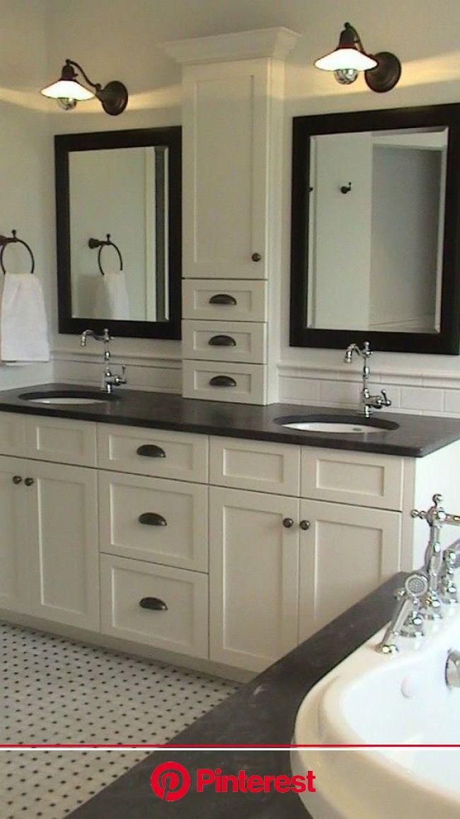 Ideas for Home Decor - Sugar Bee Crafts | Traditional bathroom designs, Bathroom vanity designs, Bathrooms remodel