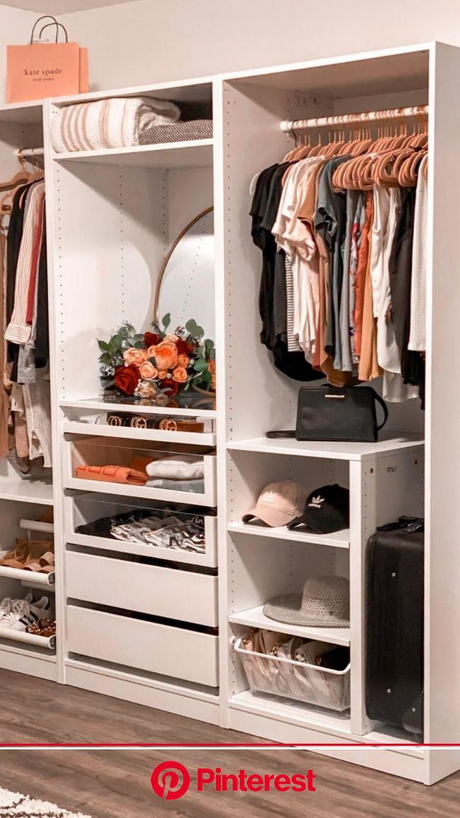 My Pax Wardrobe from IKEA   Pinterest