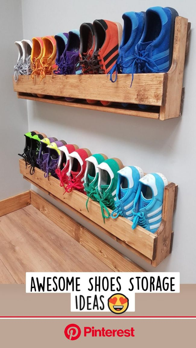 Awesome Shoes Storage Ideas????: An immersive guide by Handmade Factory