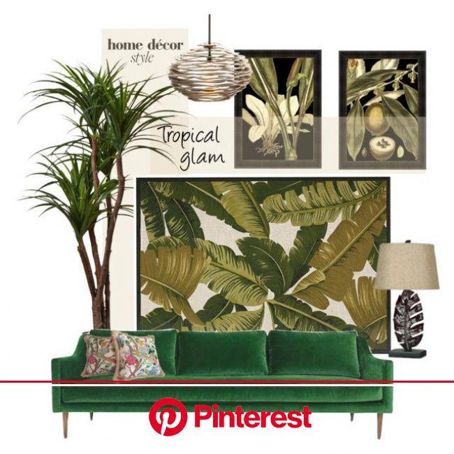 Tropical Glam   Tropical home decor, Decor, Tropical decor