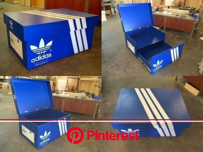 These Giant Shoeboxes Offer A Unique Way To Stash All Your ...