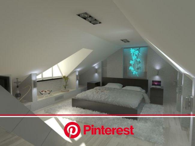 10+ Top-Notch Attic Rooms Window  Ideas   Small loft bedroom, Attic bedroom designs, Loft room