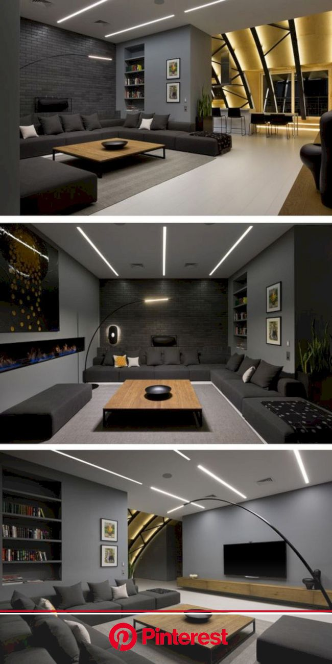 7 Home Décor Ideas for Your Living Room | Best living room design, Home theater design, Home theater rooms