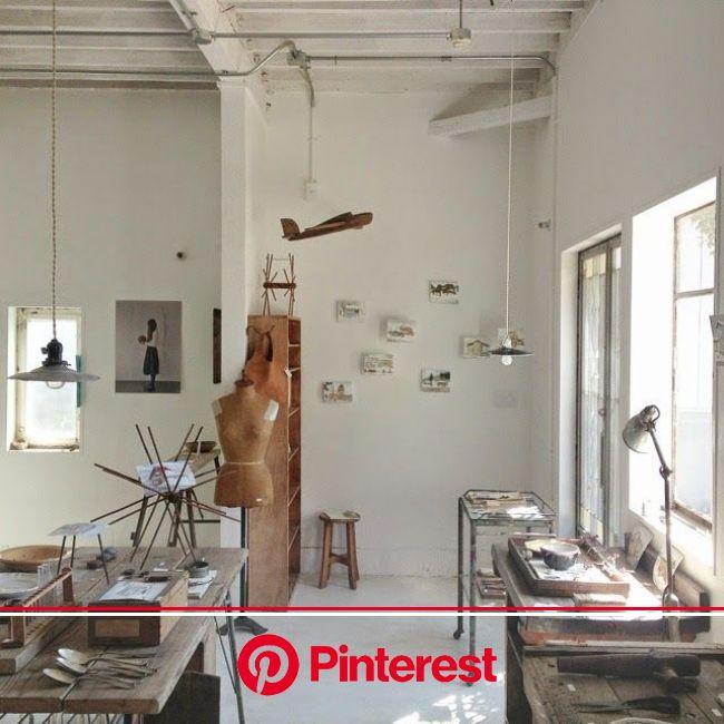 Shop Watch: Coil4   Loft spaces, Art studio room, Interior design