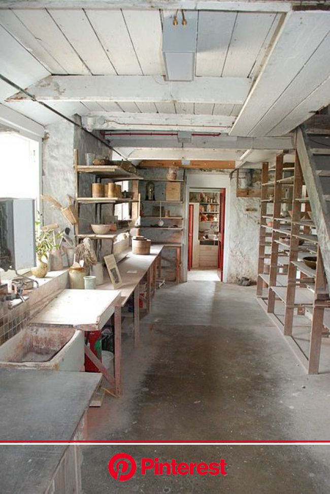 Bernard Leach - Wikipedia, the free encyclopedia   Pottery studio, Art studio space, Home