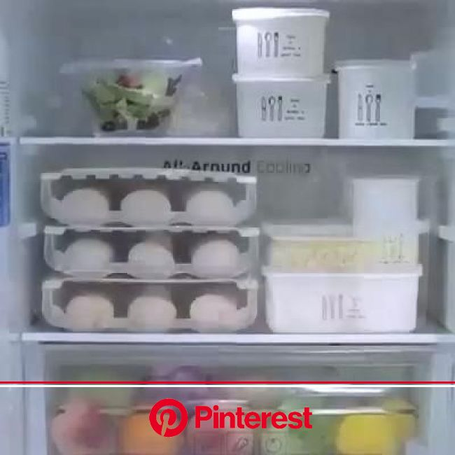 Kitchen Styling Essentials [Video] [Video] in 2021   Egg storage, Kitchen organization, Kitchen storage