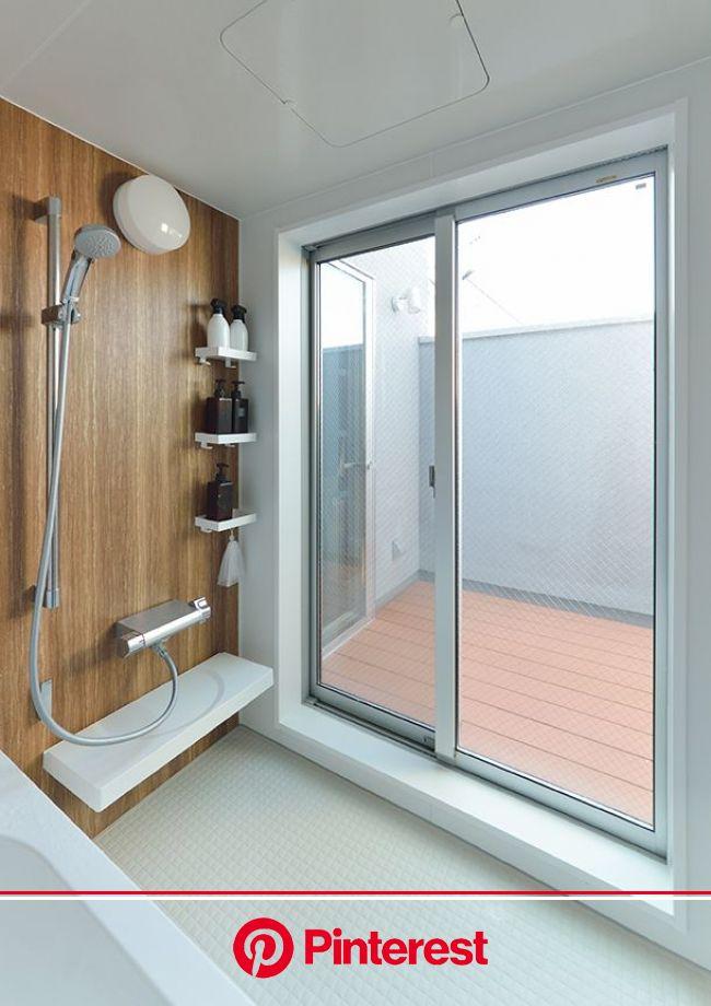 CASE551 Individual Terrace | 日本のインテリアデザイン, 家, 浴室リフォーム