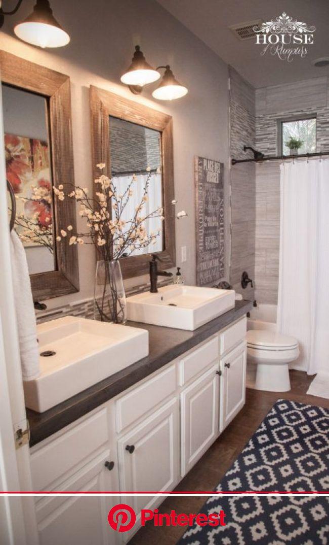 Trollinger-4655... - HOMEDECORations Sofisty   Farmhouse master bathroom, Bathroom remodel master, Bathrooms remodel