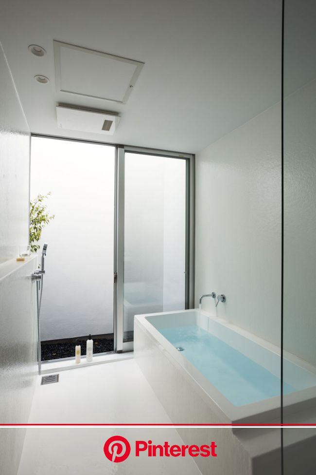 HAKU | saji建築設計室 | 浴室 造作, モダンバスルーム, 浴室 デザイン