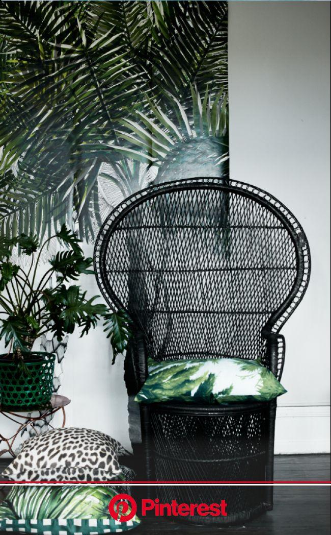 Woven Rattan Chairs | Tropical home decor, Woven rattan chairs, Rattan chair