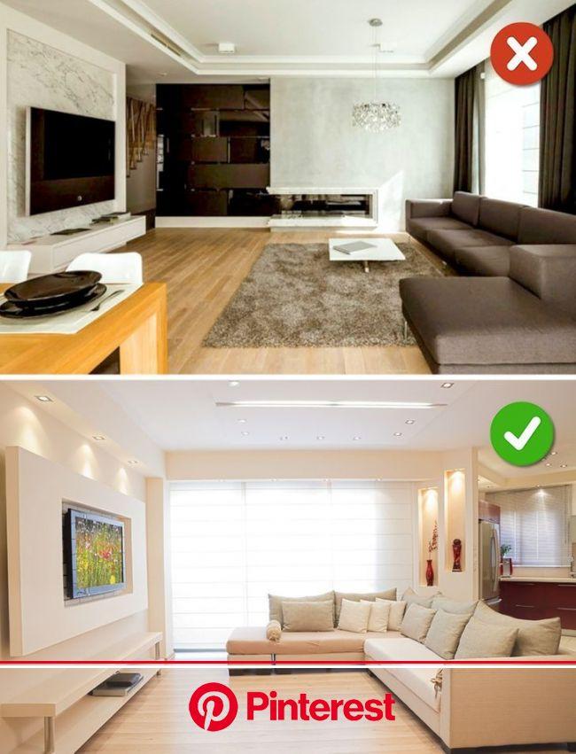 16Errores que cometemos alahora dediseñar lasala em 2021 | Decoração sala lareira, Decoração da sala, Design de sala de estar