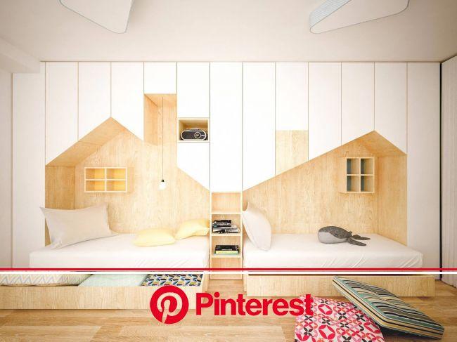 Little Girls Shared Bedroom - Small Space Makeover | Kinderschlafzimmer, Ideen für kleine schlafzimmer, Gemeinsames schlafzimmer