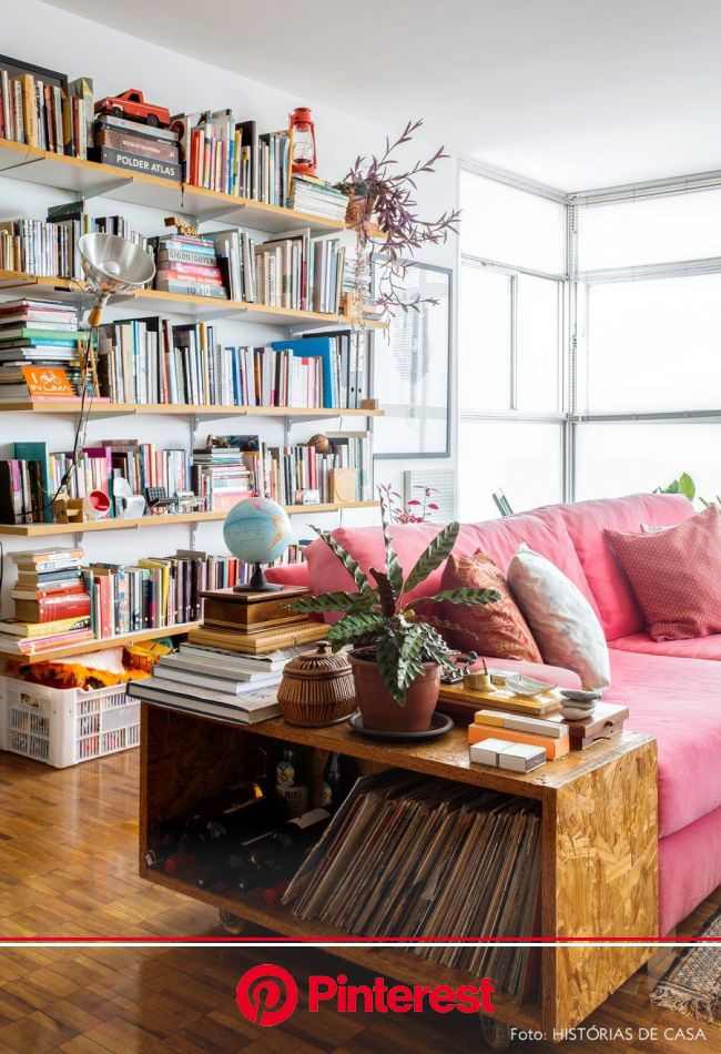Viver entre amigos | Capítulo 1 | Eclectic living room, Home decor, Home living room