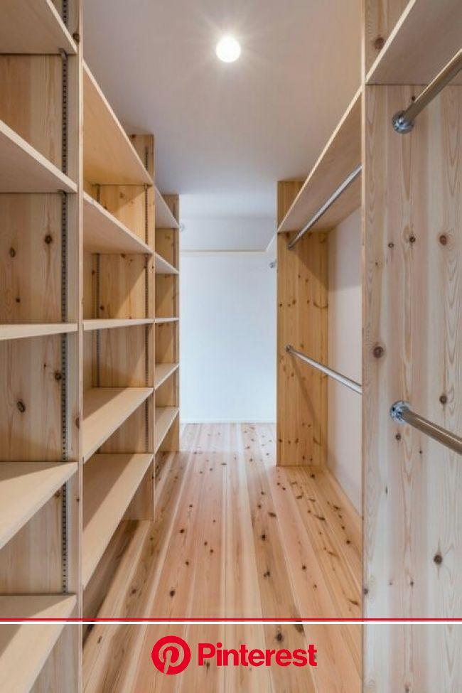 『渾身のウォークスルークローゼット。』 | クローゼット 収納, 自宅で, クローゼットの部屋