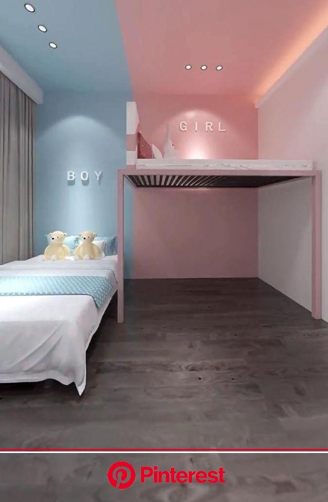 +20 Bedroom Design Ideas For Kids [Video] in 2021   Kids room interior design, Bedroom decor design, Small room design